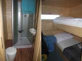 Hausboot Standardgröße 12m